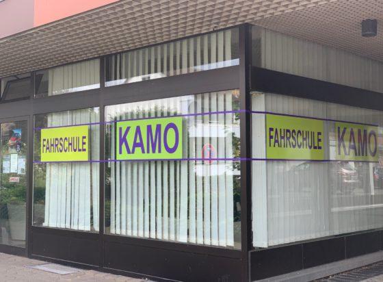 Fahrschule Kamo Büro
